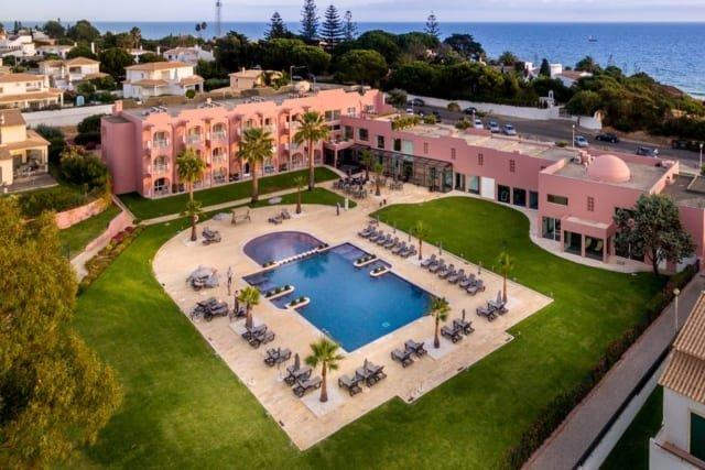 Hotel Gale Praia - overzicht
