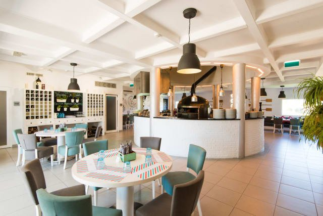 Hotel Gale Praia - lunchrestaurant