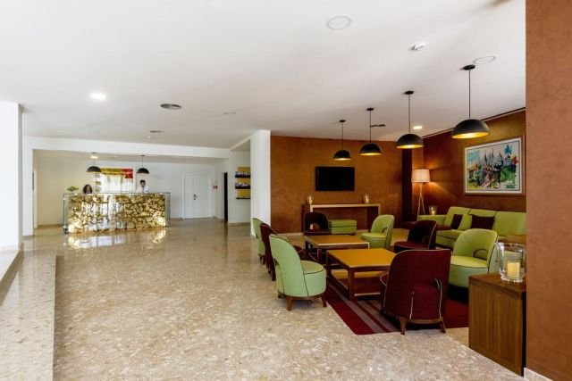 Hotel Vilamoura Garden - lounge