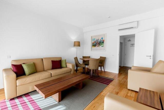 Hotel Vilamoura Garden - slaapkamer
