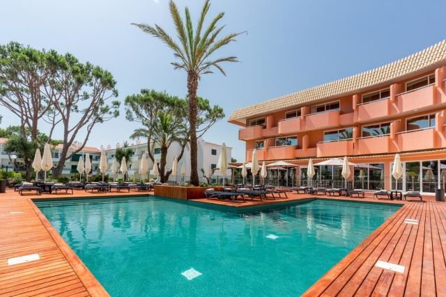 Hotel Vilamoura Garden - zwembad