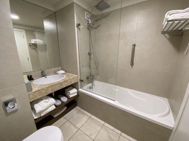 Hotel Vilamoura Garden - badkamer