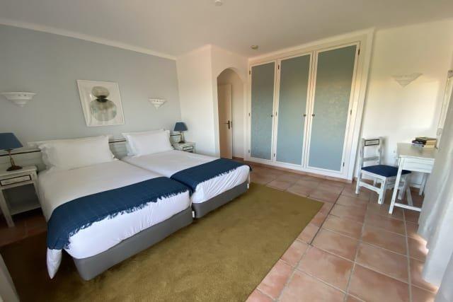 Villa Colina - slaapkamer