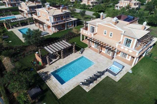 Villa Colina - overzicht