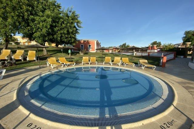 Villa Colina - gezamenlijk kinderbad