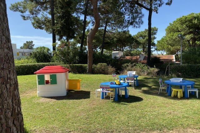 Appartementen Pinhal da Marina - speeltuintje