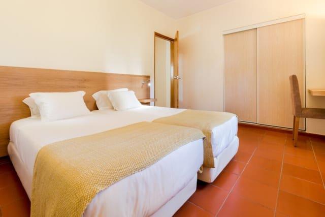 Appartementen Pinhal da Marina - slaapkamer