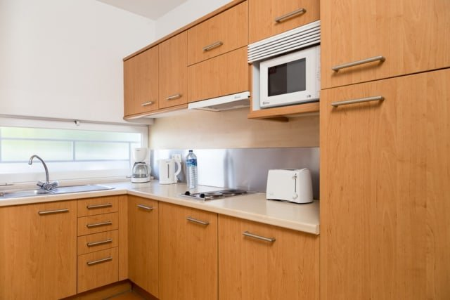 Appartementen Pinhal da Marina - keuken