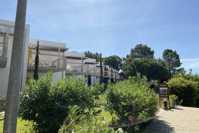 Appartementen Pinhal da Marina - tuin