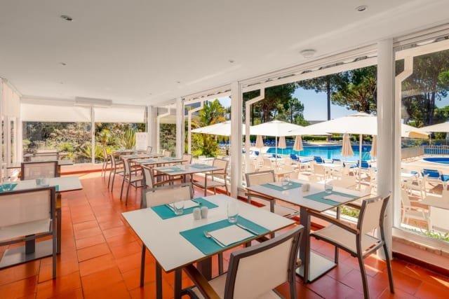 Appartementen Pinhal da Marina - restaurant