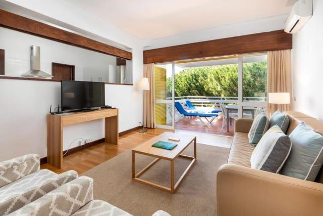 Appartementen Pinhal da Marina - woonkamer