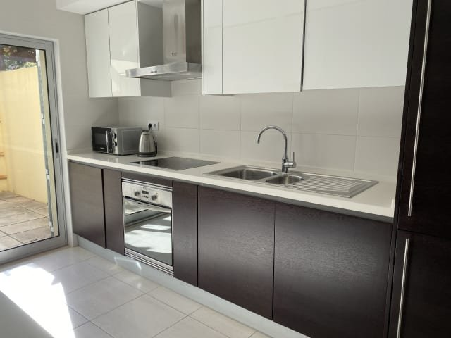 Appartementen Laguna Vilamoura - keuken