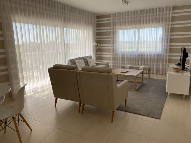 Appartementen Laguna Vilamoura - woonkamer