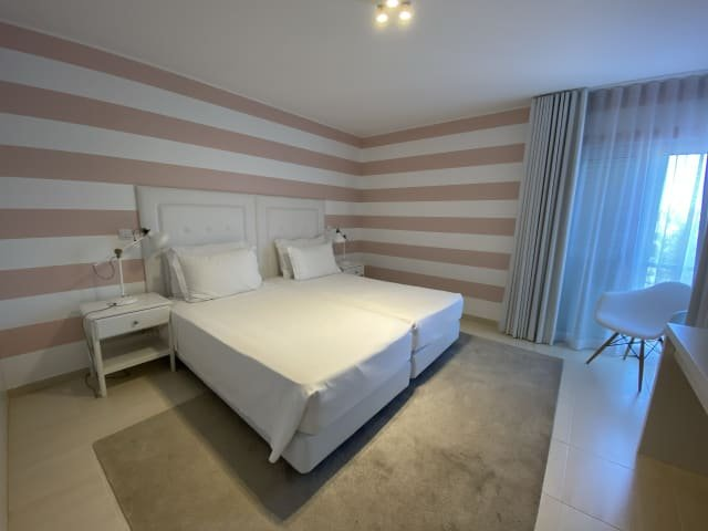 Appartementen Laguna Vilamoura - slaapkamer
