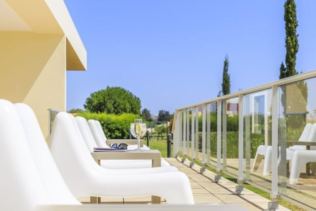 Appartementen Laguna Vilamoura - balkon