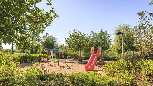 Villa Laguna - speeltuintje