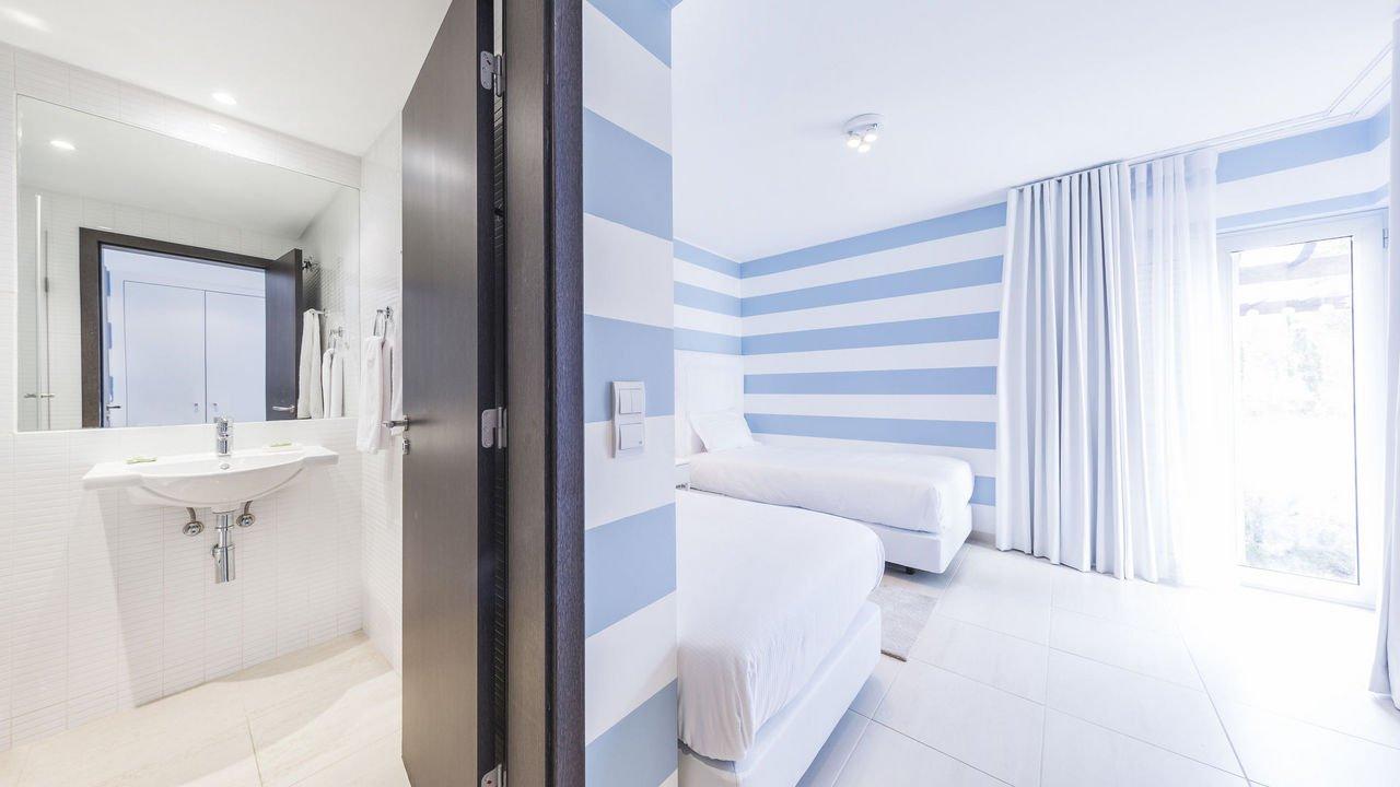 Villa Laguna - slaapkamer