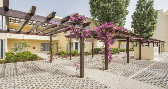 Villa Laguna - parkeerplek