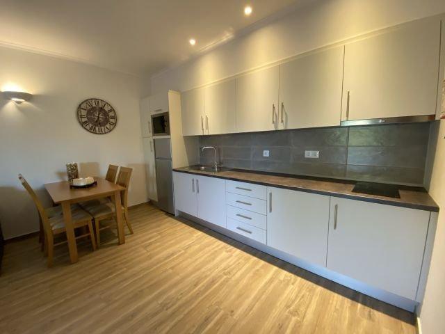 Appartementen Dos Poetas - keuken