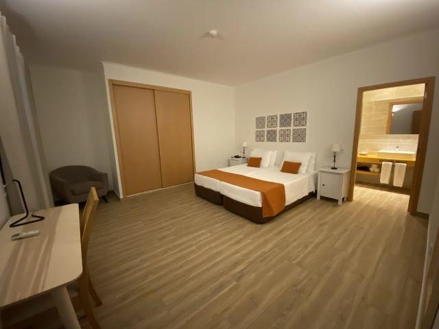 Appartementen Dos Poetas - slaapkamer