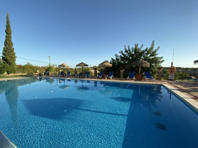 Appartementen Dos Poetas - zwembad