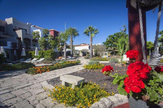 Appartementen Vista Bonita - tuin