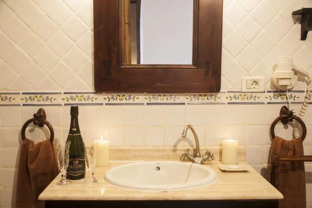 Appartementen Vista Bonita - badkamer
