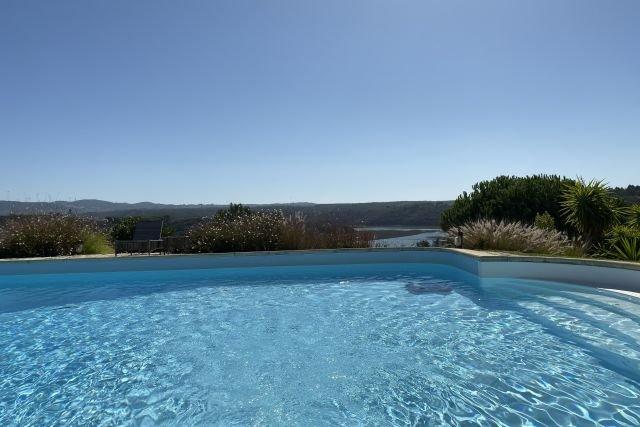 Appartementen Zambujeiro - zwembad