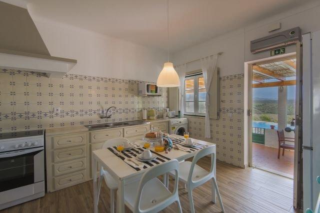 Appartementen Zambujeiro - Branca