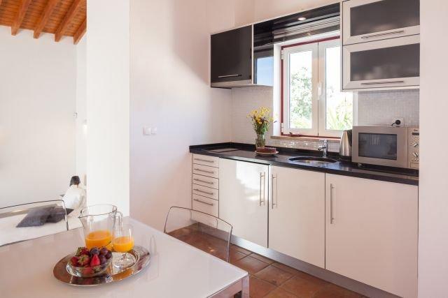 Casa Zambujeiro Rio - keuken