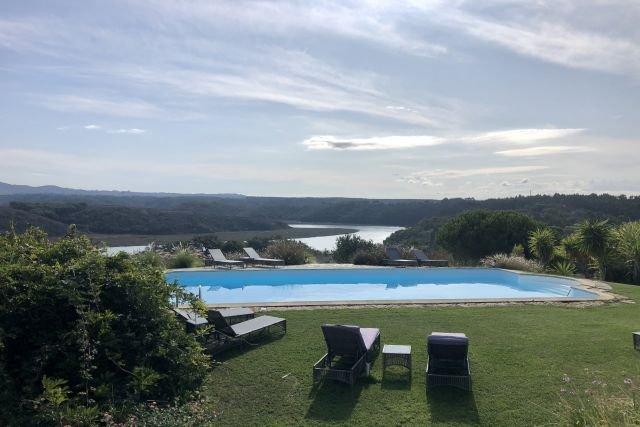 Villa Zambujeiro Charca - zwembad