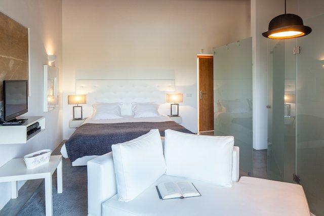 Villa Zambujeiro Charca - slaapkamer