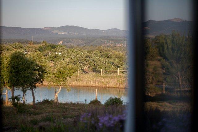 Villa Zambujeiro Charca - uitzicht