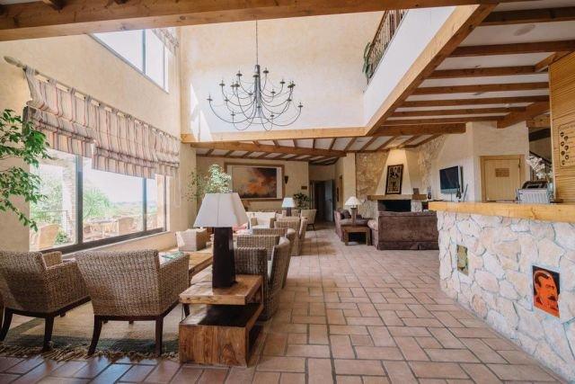 Hotel Quinta dos Poetas - lounge
