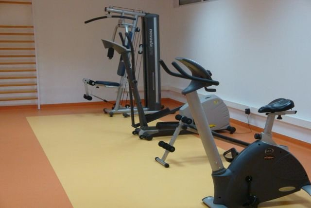 Hotel Quinta dos Poetas - fitness