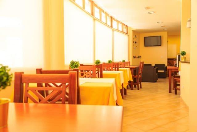 Hotel Rural Imada - restaurant