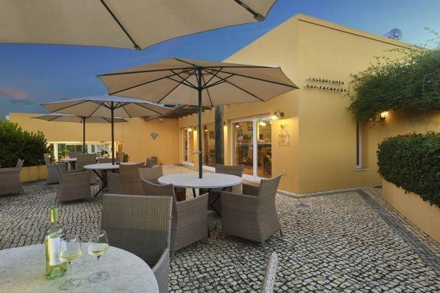 Hotel Quinta do Marco - terras van het restaurant