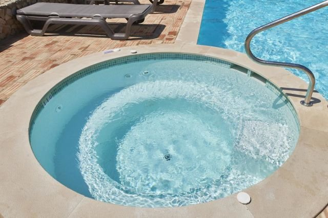 Hotel Quinta do Marco - jacuzzi