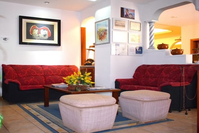 Hotel Ida Ines - lounge