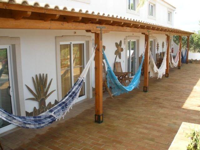 Hotel Monta da Bravura - hangmatten