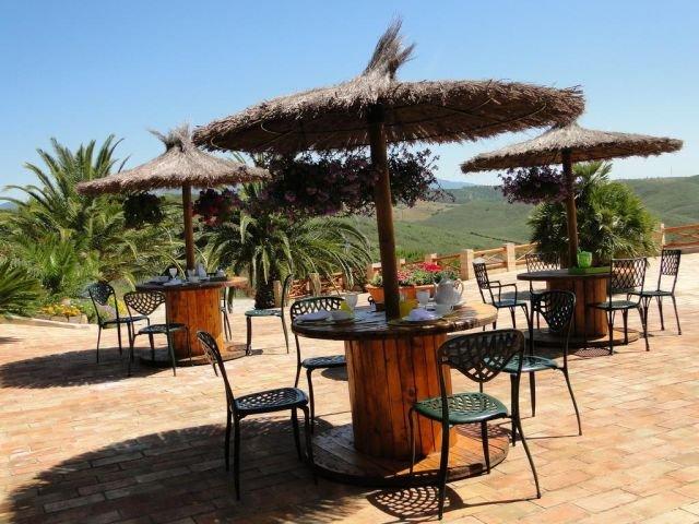 Hotel Monta da Bravura - terras