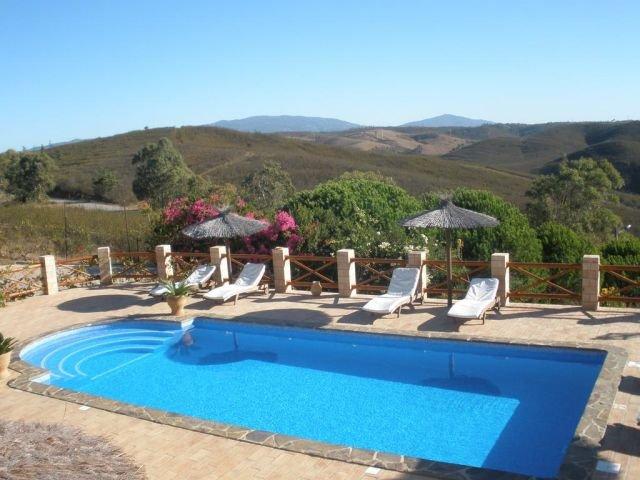 Hotel Monta da Bravura - zwembad