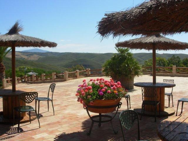 Hotel Monta da Bravura - uitzicht