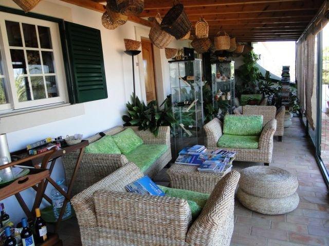 Hotel Monta da Bravura - lounge