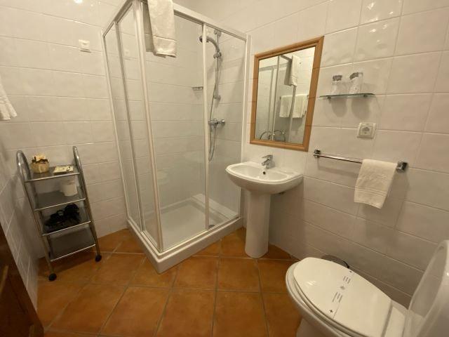 Hotel Monta da Bravura - badkamer