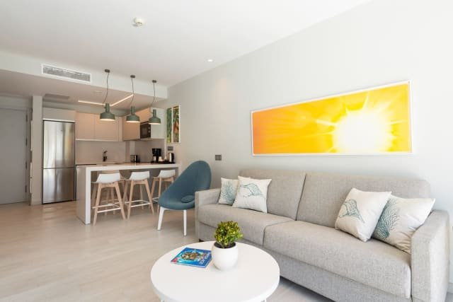 Appartementen Mogan Solaz - appartement