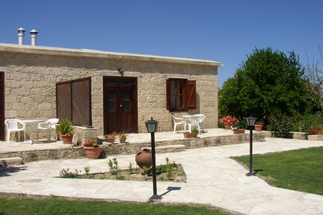 Village Houses Spanos - terras