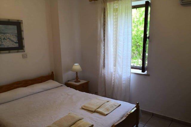 Village Houses Spanos - slaapkamer