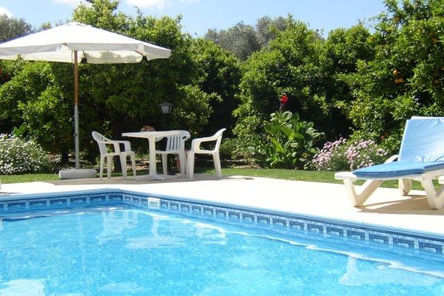 Village Houses Spanos - zwembad