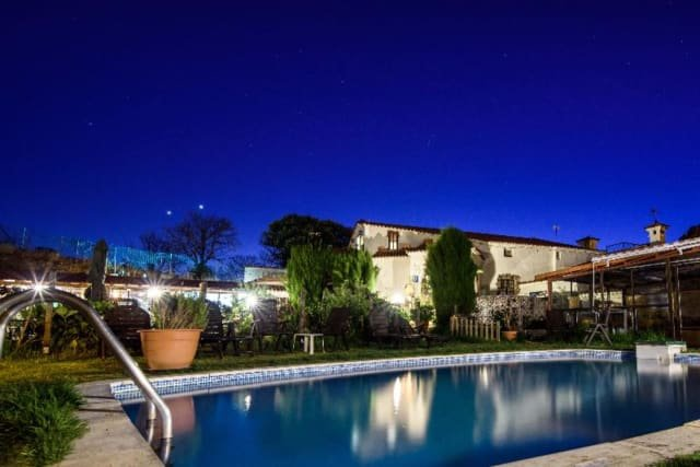 Hotel El Refugio - zwembad
